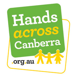 Hands across Canberra