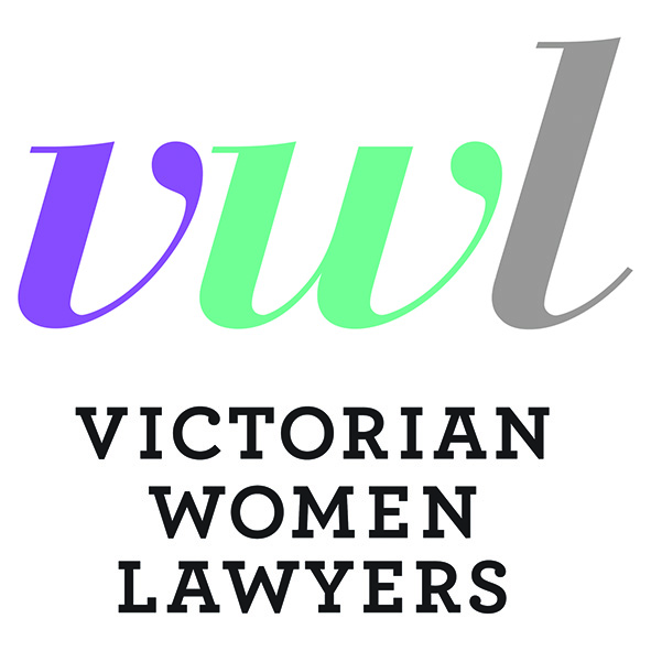 Victorian Women Lawyers Logo cmyk small